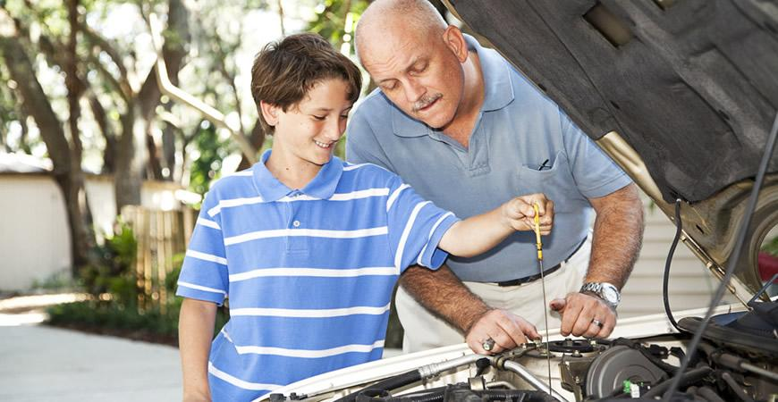 How to change your oil in St. Charles IL