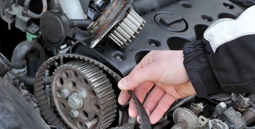 Timing belt repair in Geneva and Batavia